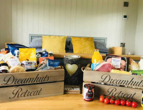 Dreamhuts-Retreat-Luxuary-Food-Hampers-Available
